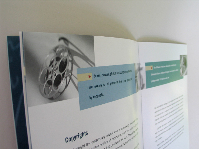 Intellectual Property Brochure | On Design